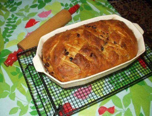 Wiltshire Lardy Cake