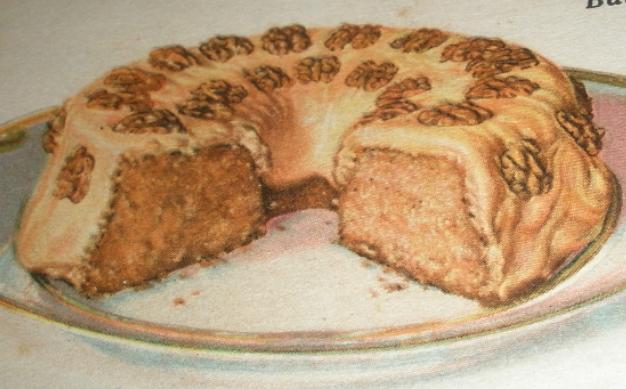 image of maple cake
