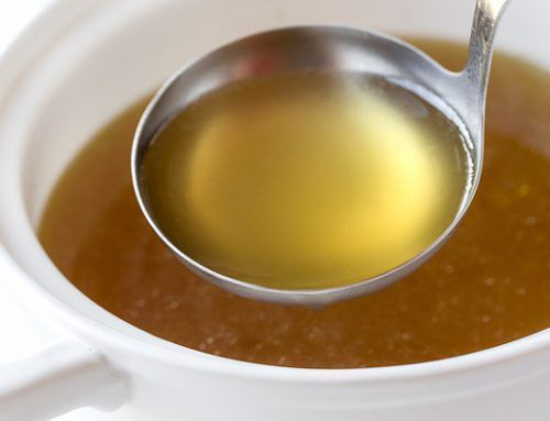 Perfect Chicken Stock