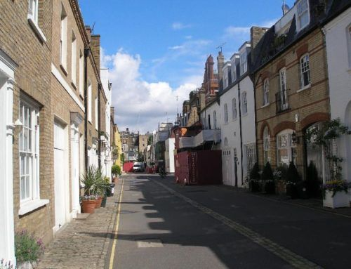 The Mews of London